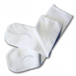Absolutely Seamless Socks - SmartKnitKIDS ultimate comfort sock: White